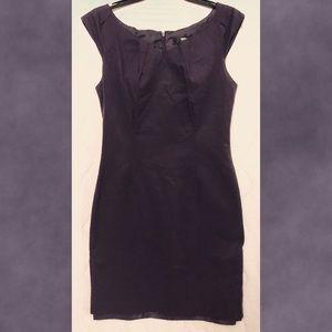 Mossimo Women's 8 Purple Knee Length Dress